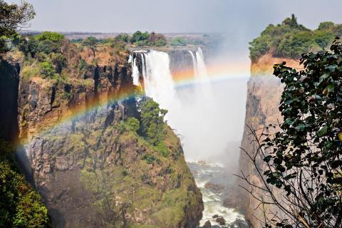 Victoria Falls, Simbabwe