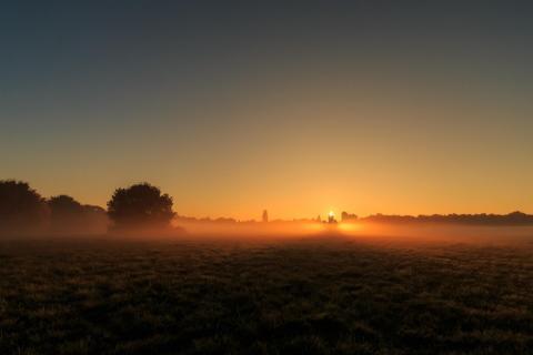 Ruhrpott Sunrise