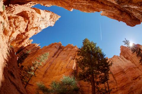 Bryce Canyon Sky