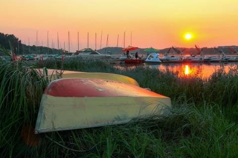 Möhnesee Sunset