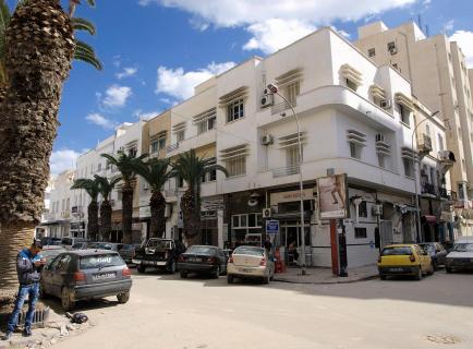Sfax Tunesien Stromlinien Moderne