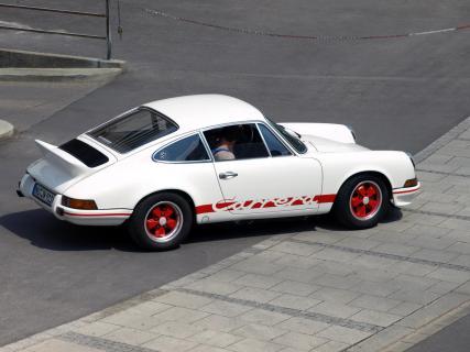 Porsche 911, Carrera, RS 2, 1972