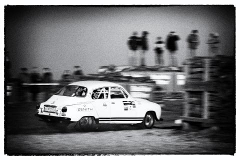 Historic Rallye SAAB