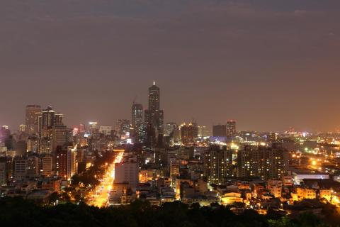 Kaohsiung by Night