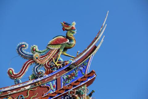 Tempel Phönix