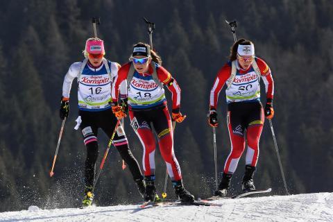Biathlon Ladies