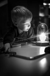 Die spannende Frage nach dem Licht