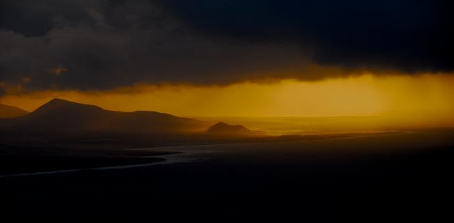 Sturm über Lanzarote