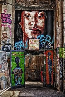 Berlin - Tacheles