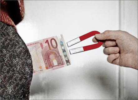 Geldscheinmagnet