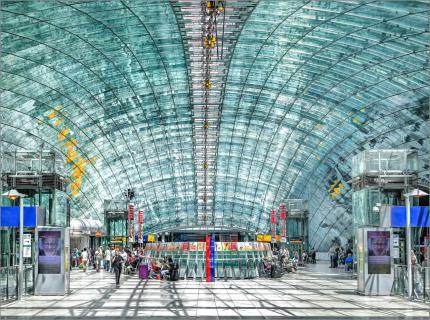 Flughafen Frankfurt a.M._Fernbahnhof
