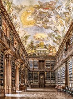 Bibliothek im Kloster Strahov_2
