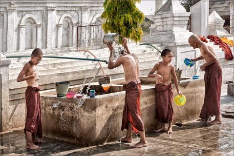 Waschritual