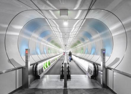 U-Bahn-Station Wilhelminaplein