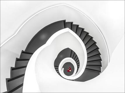 Leica-Treppe