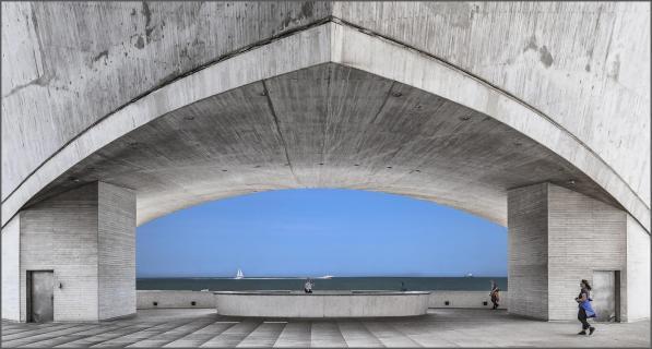 Blick auf das Meer