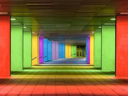 Das Neue Institut in Rotterdam (NAI)