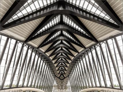 Train Station Lyon