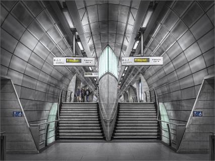 Tube Station Southwark