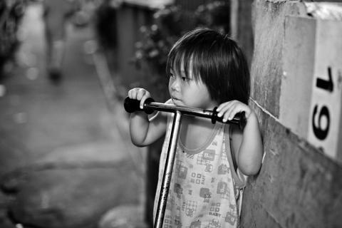 Die Kinder Klong Toey's