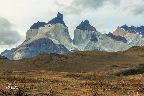 Granit-Berge