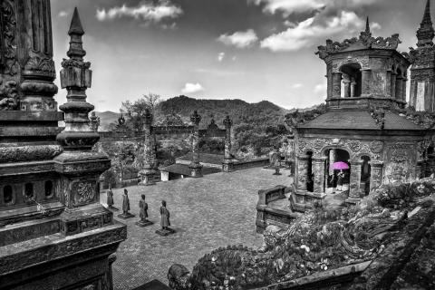 Khai Dinh's Erbe