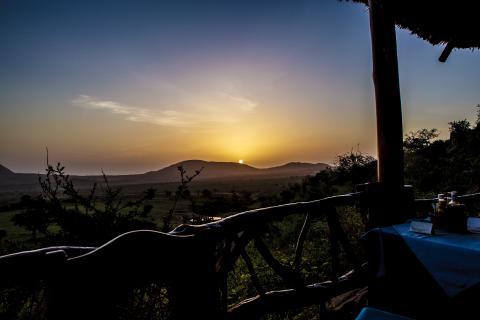 Rhino Valley Logde