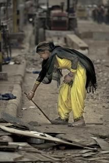 Indiens Straßenkinder