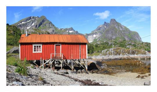 Lofoten Norwegen Karsten Thiele