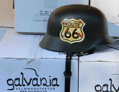 Helm zu verkaufen