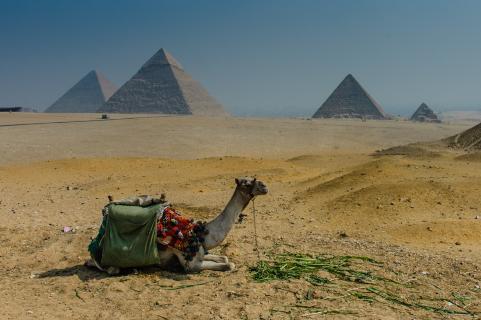 Kairo Pyramiden
