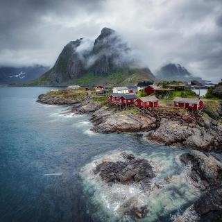 1 8 Krammel-Else-Hamnoy-Norwegen