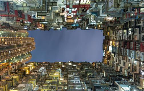 Hong Kong Cages