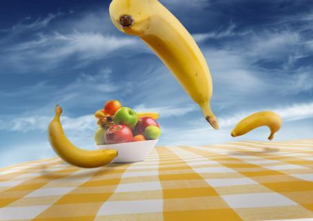 Dancing Food - Banana
