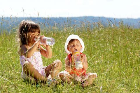 Sommerhitze macht durstig