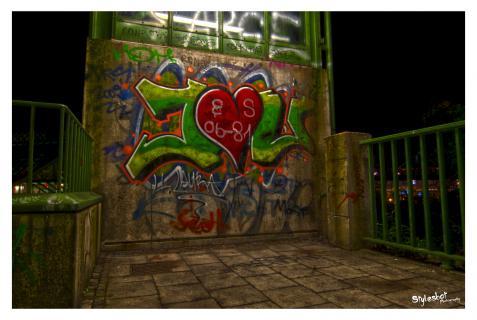 Liebe ist vergänglich (HDR)