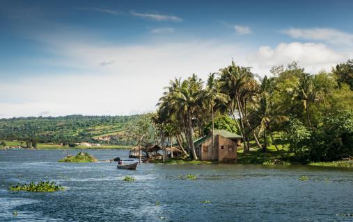 Haus am Nil