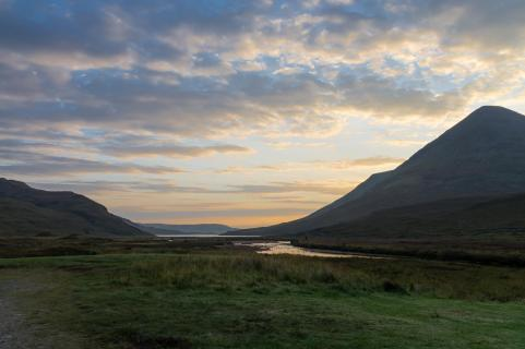 Sunrise on Skye
