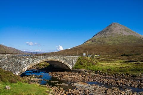 Bridge to Lonely Mountain