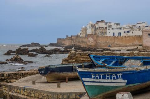 Hafenstadt Essaouira