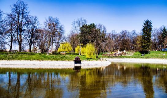 See im Park