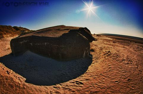 Bunker in Blavand