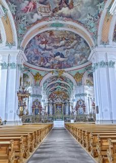Kirche St. Gallen
