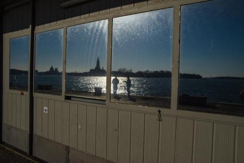 Venedig Spiegelung
