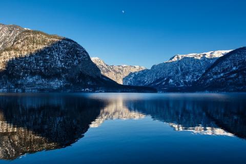 2 Spiegelung im Wasser_Alfred_Nevsimal