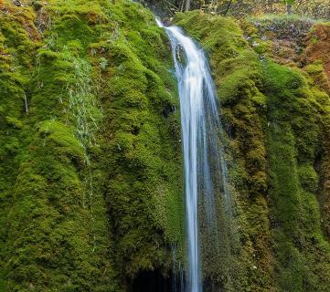 Wasserfall Nohn