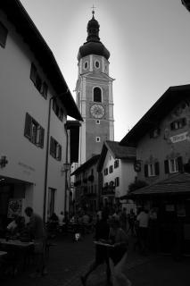 Dolomiten-Dorf