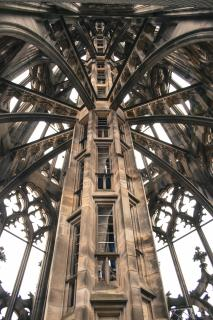 Struktur des Turms