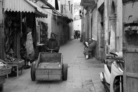 Alltag in Marrakech