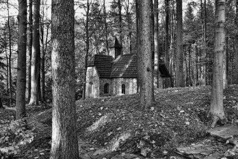 49_ Kapelle im Wald_arnold_jeserznik